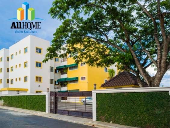 Hermosos apartamentos, jardines del norte, santiago, rd