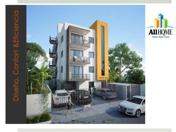 Apartamentos en los alamos, santiago, rd