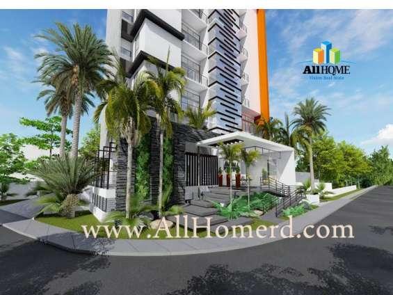 Fotos de Apartamentos en el reparto el panorama, santiago. 2