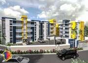Fabuloso proyecto de apartamentos .,.