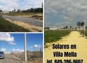 Solares en Villa Mella para construir su casa